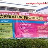 Loker SMK Operator Produksi PT. Mattel Indonesia 2019