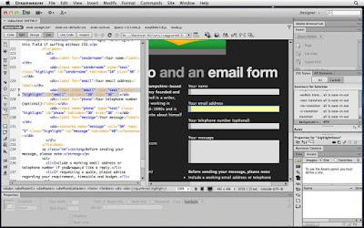 Software Pembuat Website Terbaik | Dreamweaver CS6