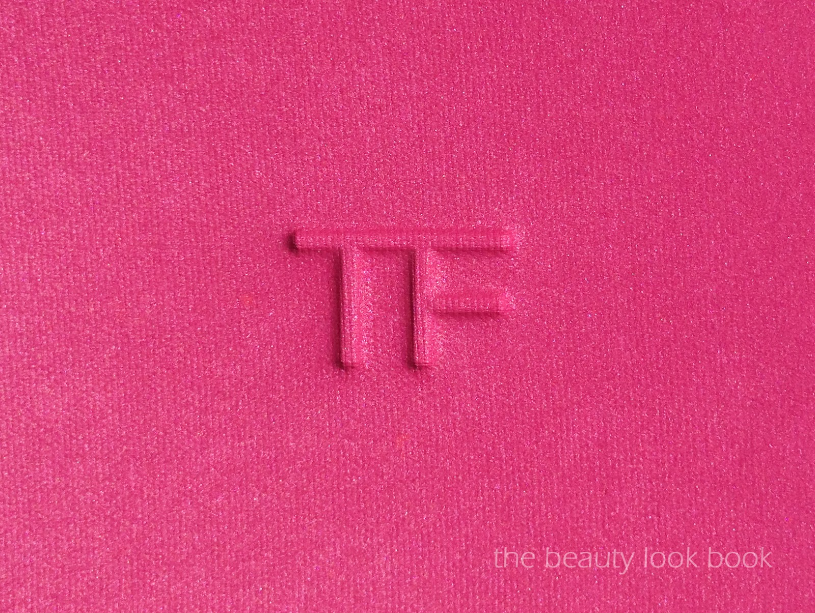 Tom Ford Fall 2012 Blush: Narcissist | The Beauty Look Book