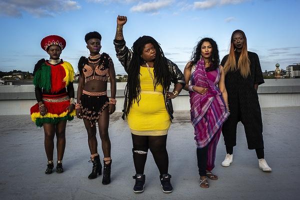 Wiyaala, Grrrl And King Ayisoba Rock Shambala Festival In UK