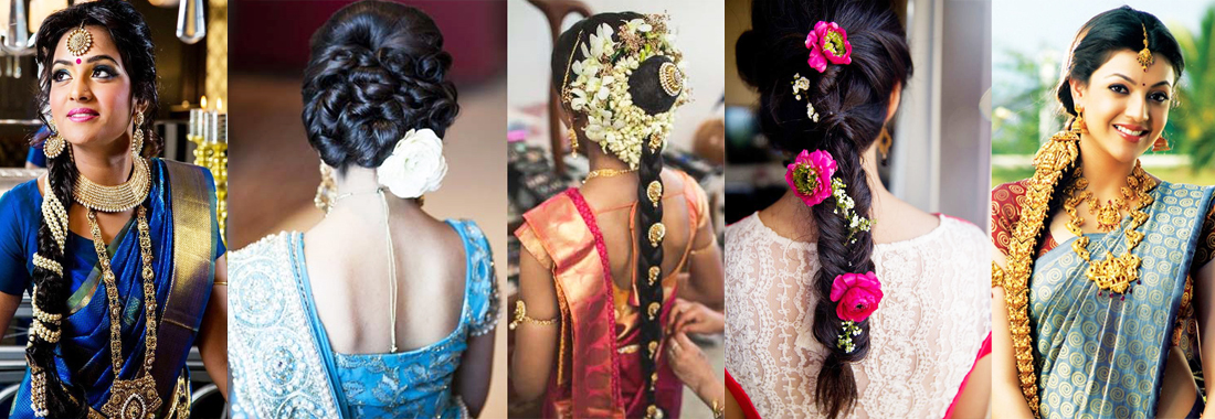 29 Breathtaking Braided Hairstyles For Indian Women ...