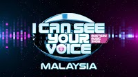 Live Streaming I Can See Your Voice Malaysia Minggu 6 [ 8.9.2018 ]