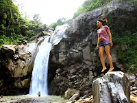 Air Terjun Mangku Sakti Lombok Utara, Sentuhan Alam Yang Menggoda