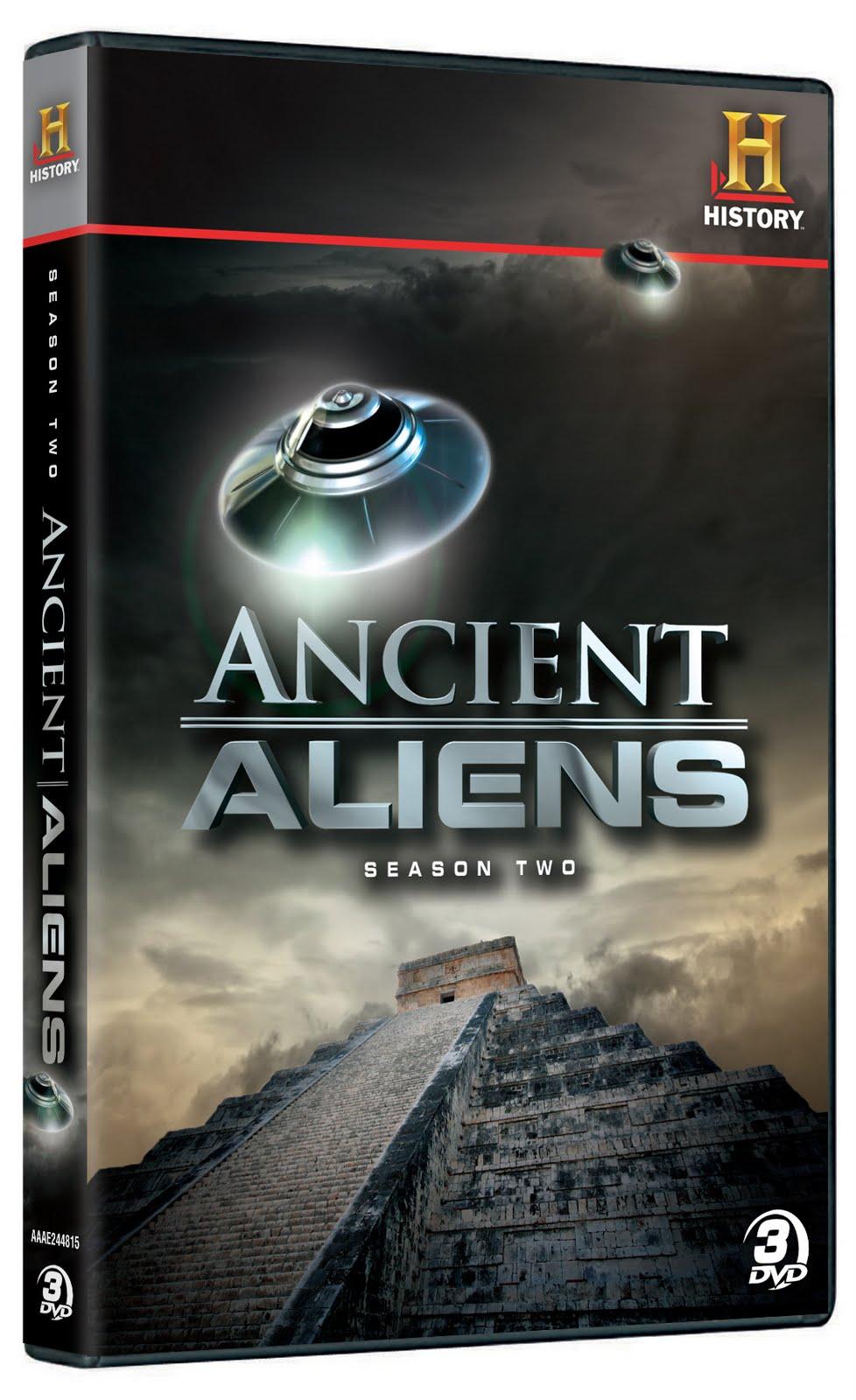 Alien Theory - Saison 2 - 720p [Complete]