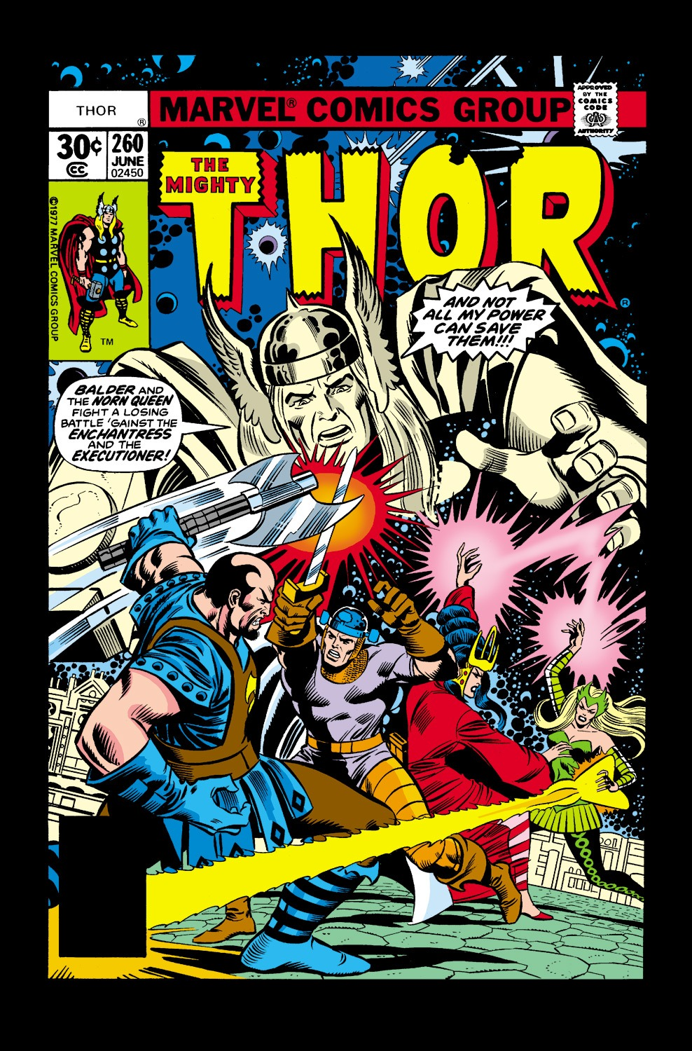 Thor (1966) 260 Page 1