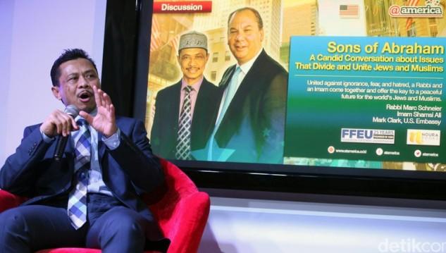 Isu SARA Picu Konflik di Indonesia, Begini Komentar Imam Islamic Center of New York