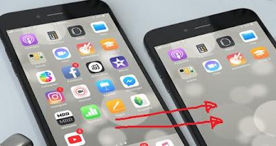 Cara Menyembunyikan Aplikasi di iPhone dan iPad