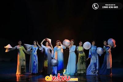 Hoa Đất Việt show