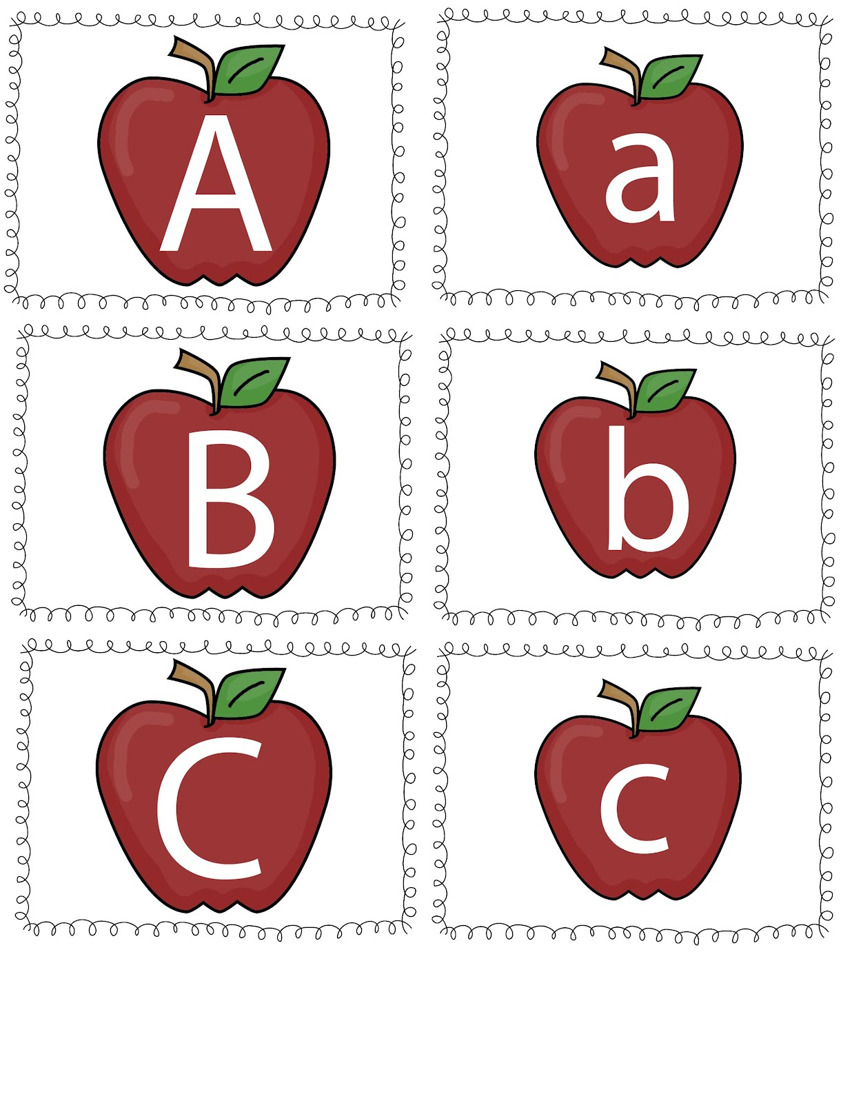 Counting Apples Worksheet