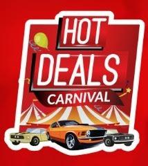 Mobil 123 adakan Hot Deals Carnival 2018