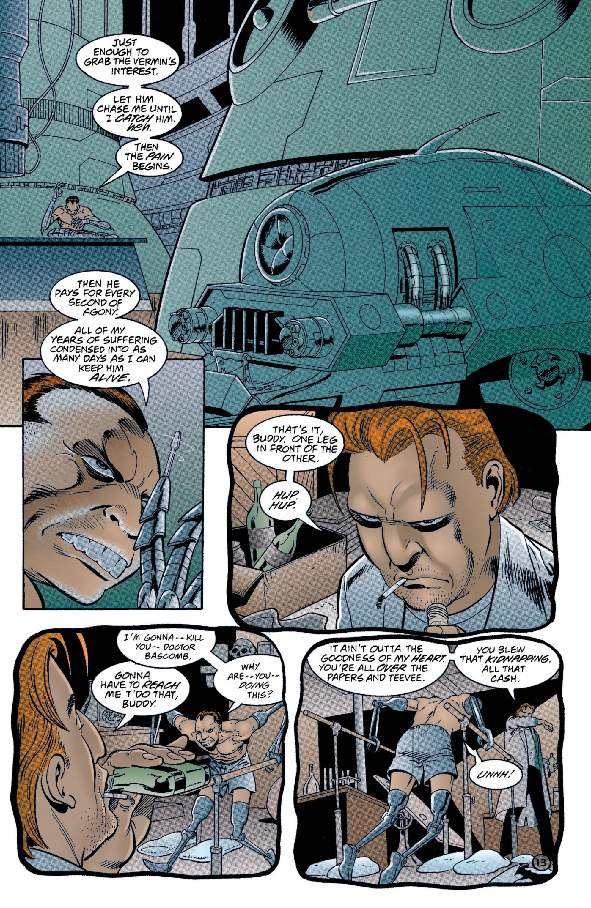 Detective Comics (1937) 717 Page 12
