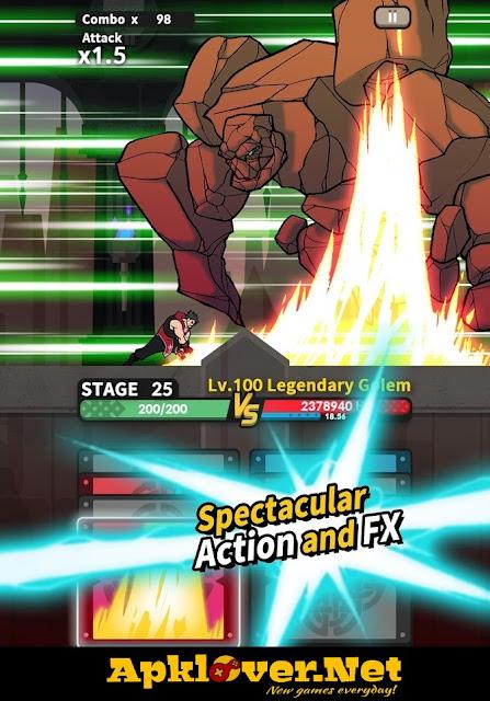 Infinity Duels APK MOD