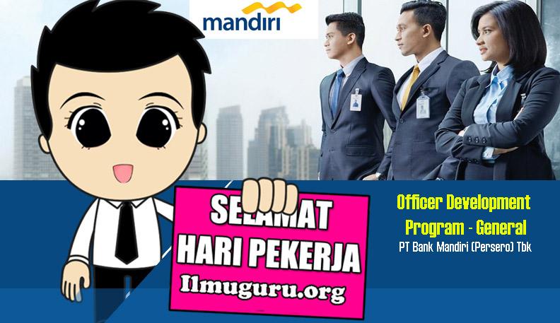 Loker Bank Mandiri 2019
