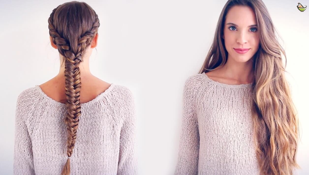 أفضل ١٧ خلطة لتكثيف وتطويل الشعر في أسرع وقت وبدون أي أثار جانبيه مثل المنتجات التجارية الباهظة وغير مجدية ومضرة لصحة الشعر.