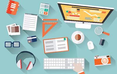 tips bisnis online desain grafis paling mudah