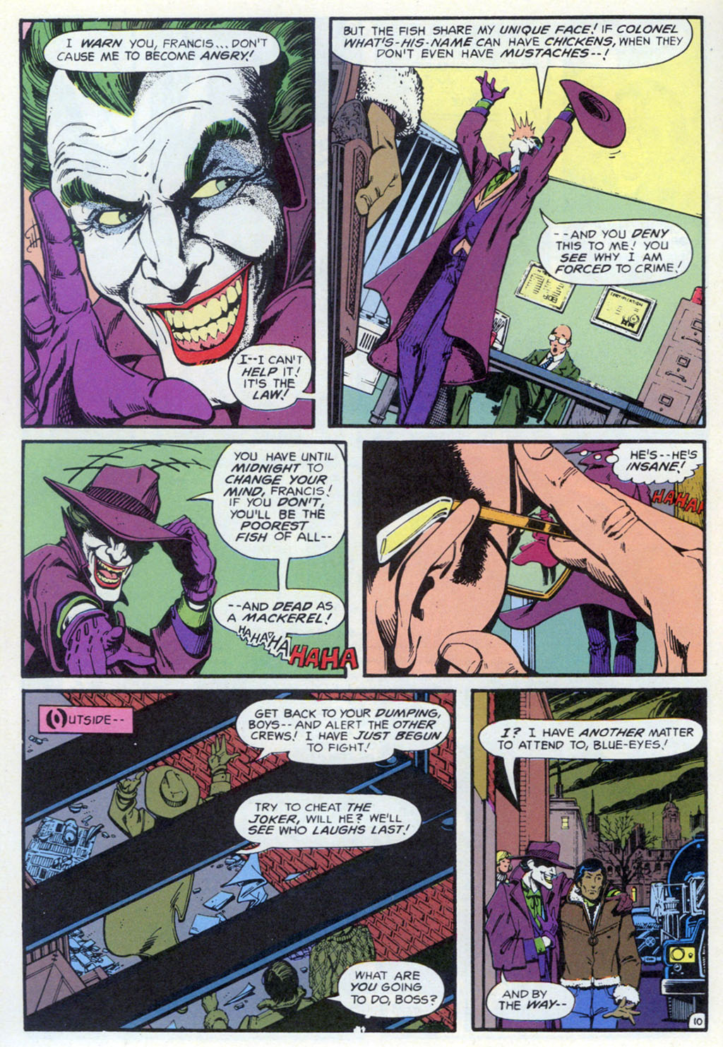 Read online Shadow of the Batman comic -  Issue #4 - 13