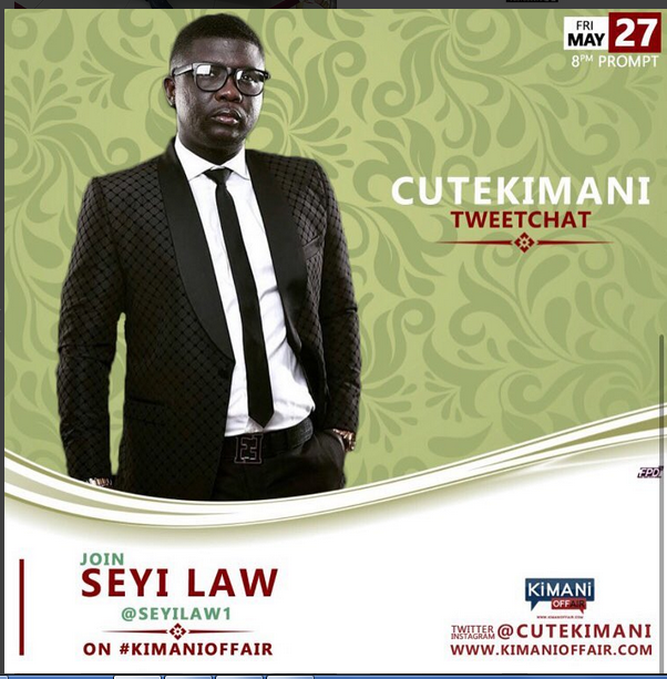 See The N45million-Worth Bed Seyi Law Poses With... Shocking