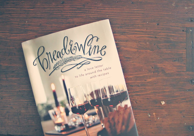 Bread and Wine by Shauna Niequist Book Review