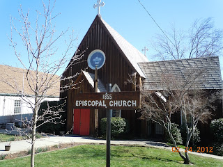 grass valley california historic church