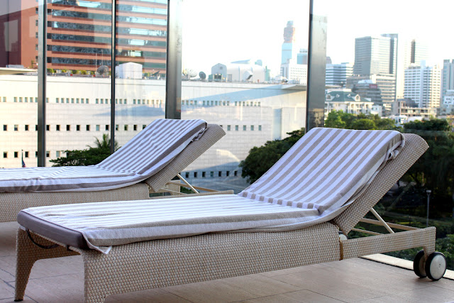 Oriental Residence, Bangkok - luxury hotel Thailand - travel blogger review