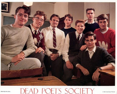 dead poets society o captain my captain essay