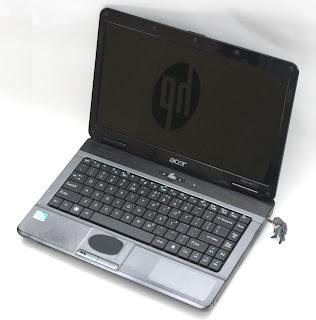 Laptop Acer Aspire 4732Z Bekas Di Malang