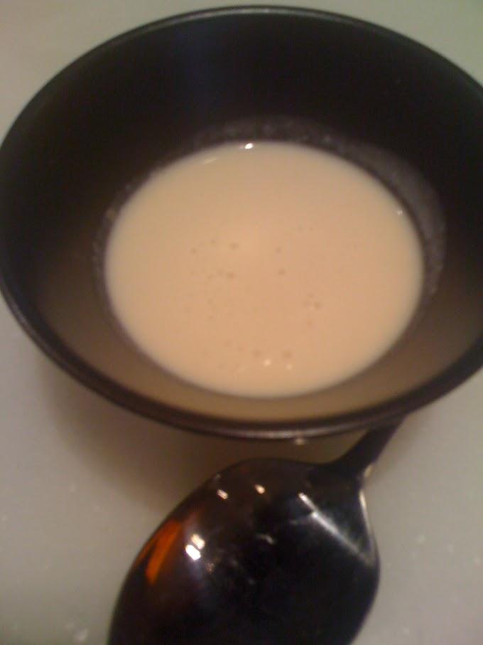 Sopa fría de patata con Bonduelle