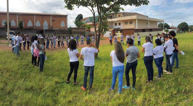 Juventude e Adolescência Missionária da arquidiocese de Brasília iniciam atividades com Encontrão de Grupos