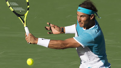 Rafael Nadal's US Open Tennis Player