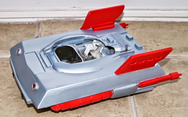 MOONBASE CENTRAL: PROJECT SWORD TOY NEWS
