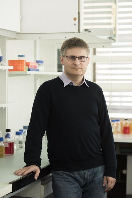 dr hab.Rafał Ciosk - fot. archiwum prywatne