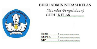 Download Administrasi Kelas SD-MI