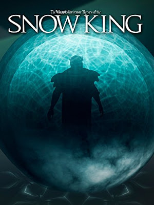 The Wizard's Christmas: Return of the Snow King Poster