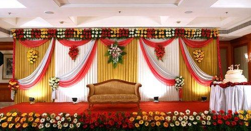 Nigeria Church Altar Decoration And Wedding Traditions