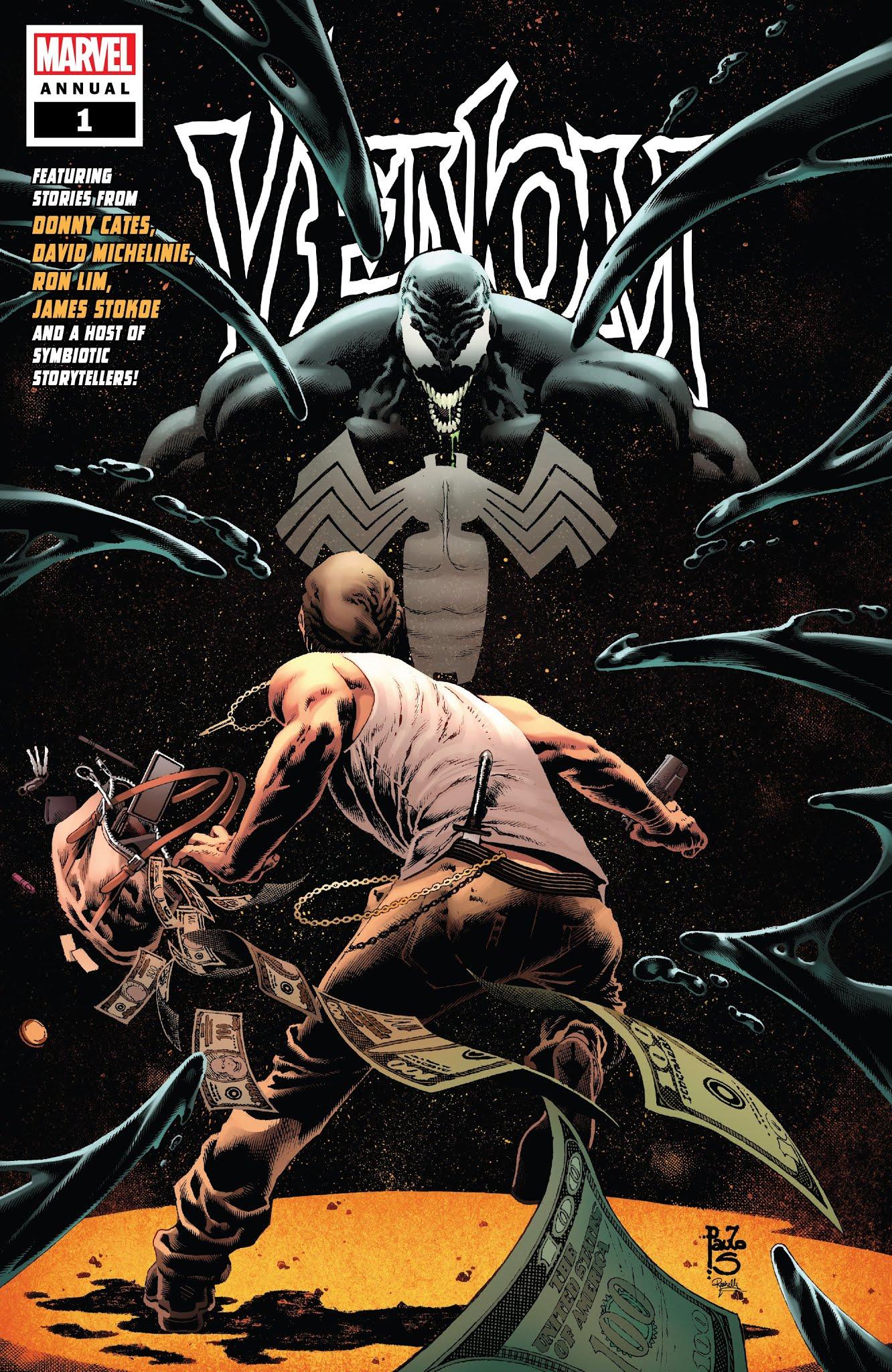 Venom (2018) Annual_1 Page 1