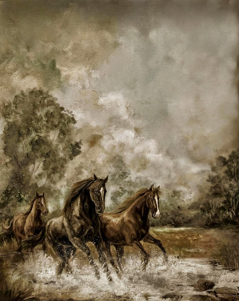 pinturas-de-caballos-en-espampida