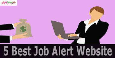 5 best free new job alert website