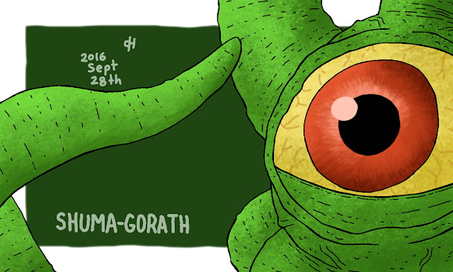 Marvel, Shuma-Gorath
