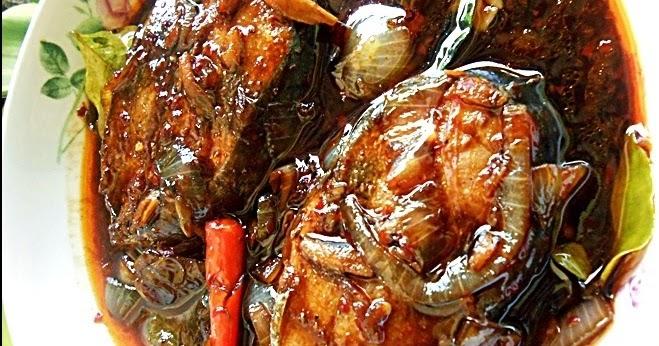 resepi ikan tongkol masak kicap pedas resepi masakan melayu Resepi Masak Ikan Lumek Enak dan Mudah