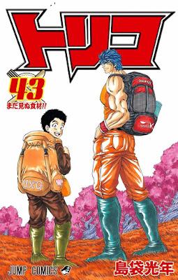 [Manga] トリコ 第01-43巻 [Toriko Vol 01-43] RAW ZIP RAR DOWNLOAD