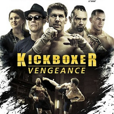 Kickboxer Vengeance (2016) BluRay