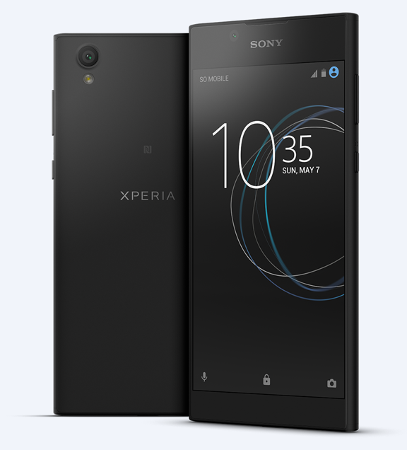 Introducing @SonyXperiaZA L1 - A Stylish #Smartphone Smooth Performance #XperiaL1