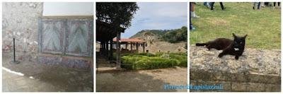 Ricostruzione di alcuni ambienti abitati da Augusto