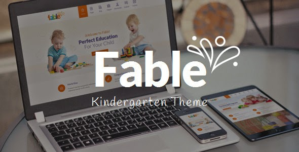 Best Kindergarten WordPress Theme