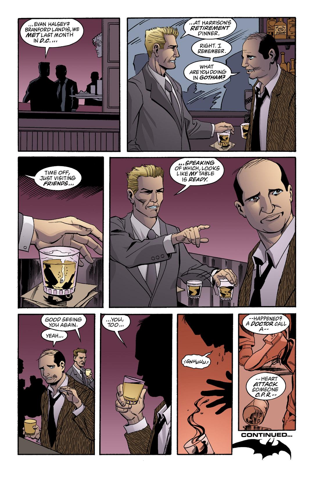 Detective Comics (1937) 770 Page 22