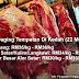 Harga Daging Mencecah RM36 Di Kedah