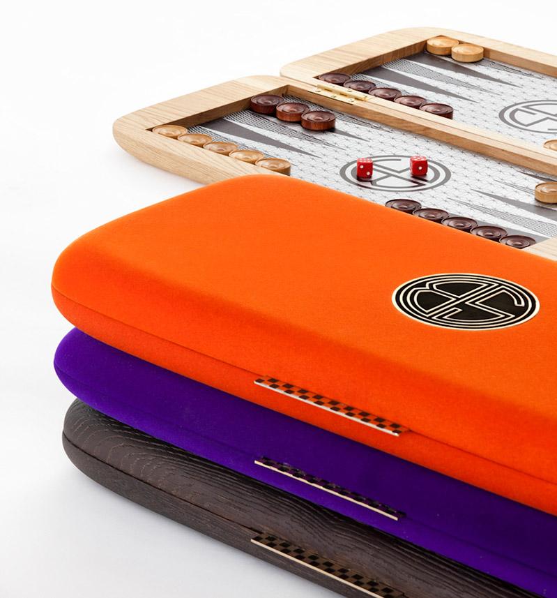 Stylish Backgammon Set