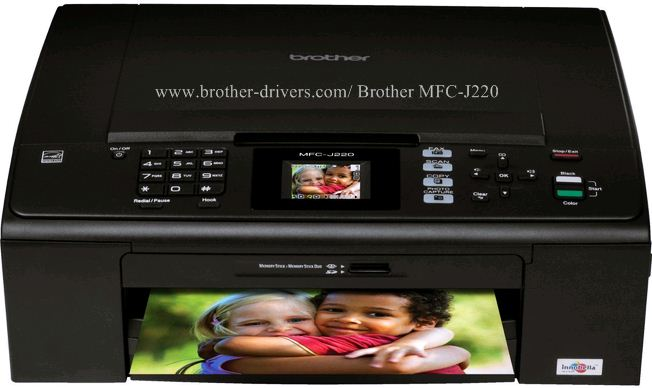 Brother MFC-J220 CUPS Printer Drivers (2019)