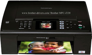 Brother MFC-J220 driver downloads and setup - windows, mac, linux