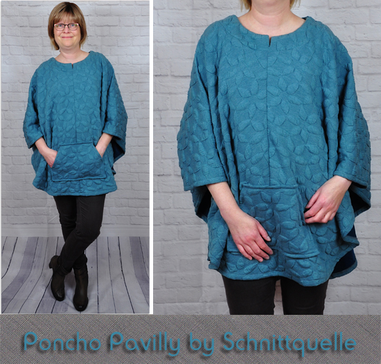 Poncho Pavilly by Schnittquelle
